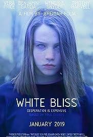 White Bliss Poster