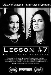 Primary photo for Lesson #7 by Alberto Ferreras