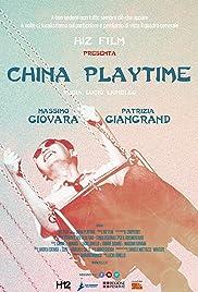 China Playtime Poster