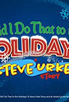 Did I Do That to the Holidays? A Steve Urkel Story