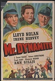 Mr. Dynamite Poster