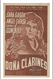 Doña Clarines Poster