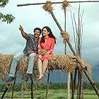 Arya and Raashi Khanna in Aranmanai 3 (2021)