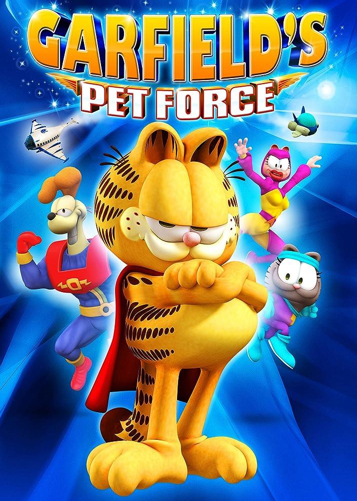 Garfield's Pet Force download