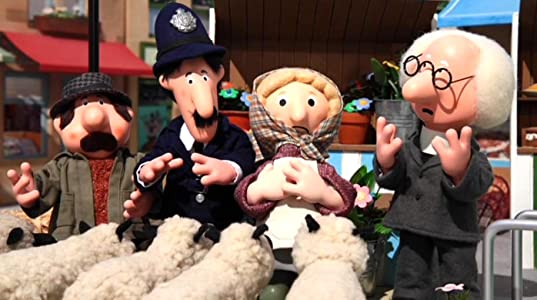 Hollywood action movies video download Postman Pat and the Cheeky Sheep [640x960]