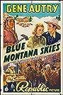 Blue Montana Skies (1939) Poster