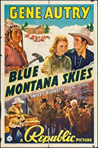 Movies dvd downloads Blue Montana Skies by Joseph Kane [flv]