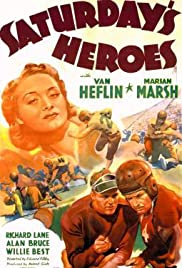Saturday's Heroes Poster