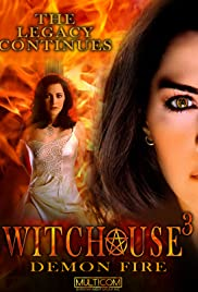 Witchouse 3: Demon Fire Poster