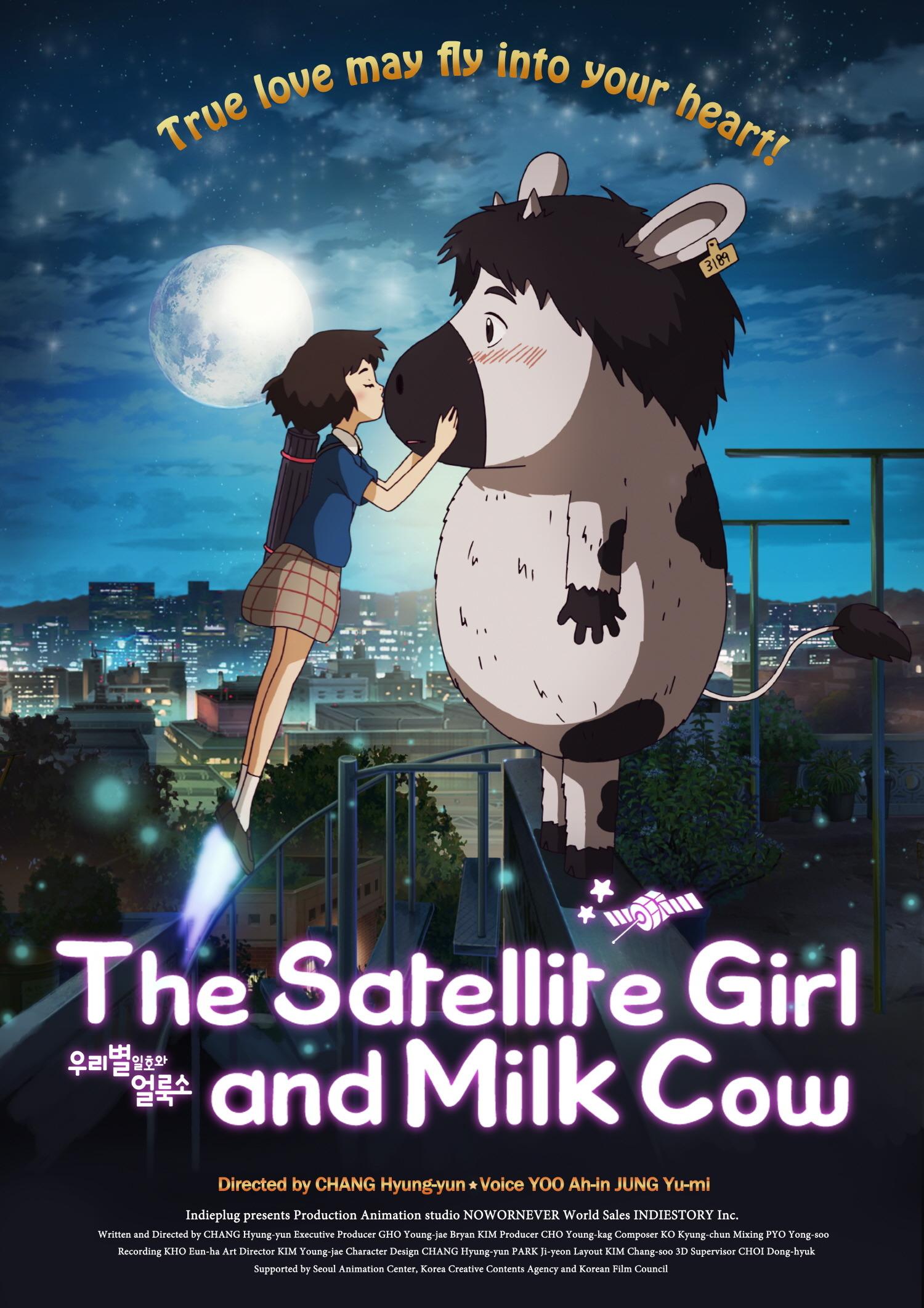 milking girls