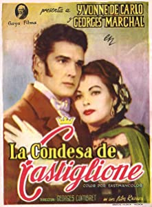 Watch full movie free La contessa di Castiglione by Sidney Salkow [Mpeg]