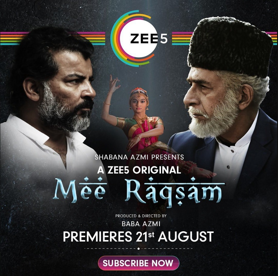 Mee Raqsam 2020 Hindi 480p HDRip 300MB ESubs x264 AAC