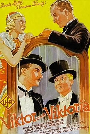 Viktor und Viktoria (1933) • 23. Oktober 2021 Musical