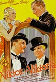 Victor and Victoria Poster