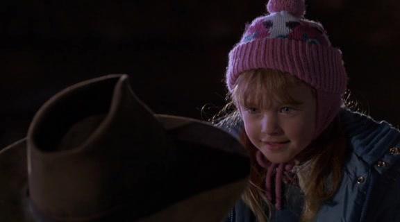 Elisabeth Harnois dalam film One Magic Christmas (1985)