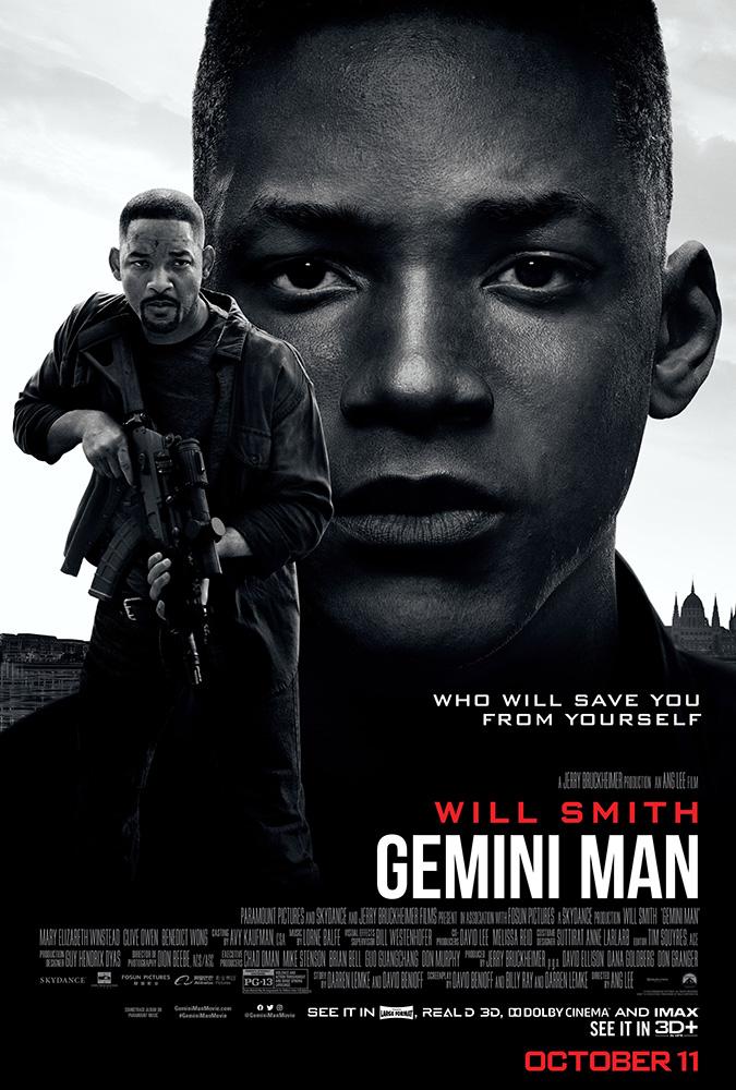 Gemini Man (2019) HD CAM