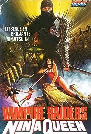The Vampire Raiders Poster