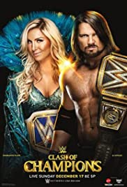 WWE Clash of Champions Poster