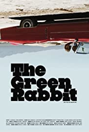 The Green Rabbit & The Ice Cream Girl Poster