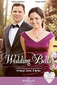 Danica McKellar and Kavan Smith in Wedding Bells (2016)