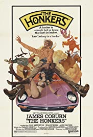 The Honkers (1972) Poster - Movie Forum, Cast, Reviews