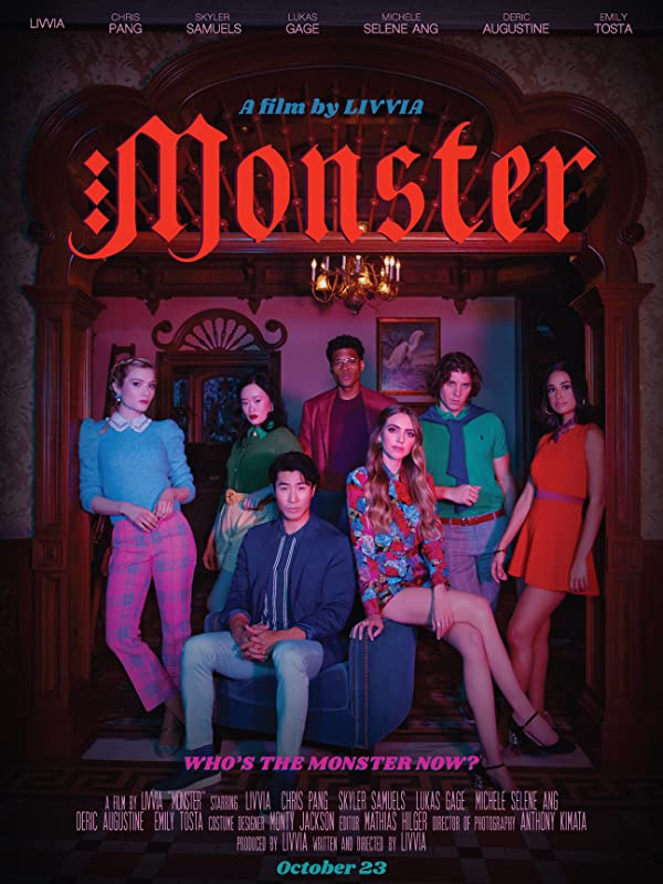 Монстр / Monster / 2020