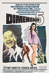 Primary photo for Dimension 5