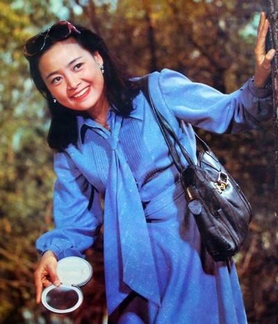 Yu Zhang in Romance on Lushan Mountain (1980)