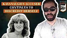 El acusador de Kavanaugh continúa desacreditándose