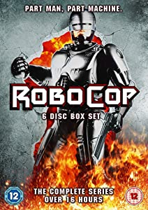 Divx downloads movies Robocop vs. Commander Cash [480x360]