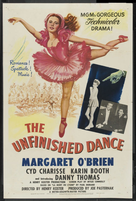 Image result for The Unfinished Dance 1947