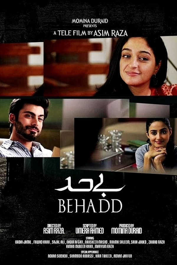 Behadd 2020 Urdu 720p WEB-DL x264 Esubs Download