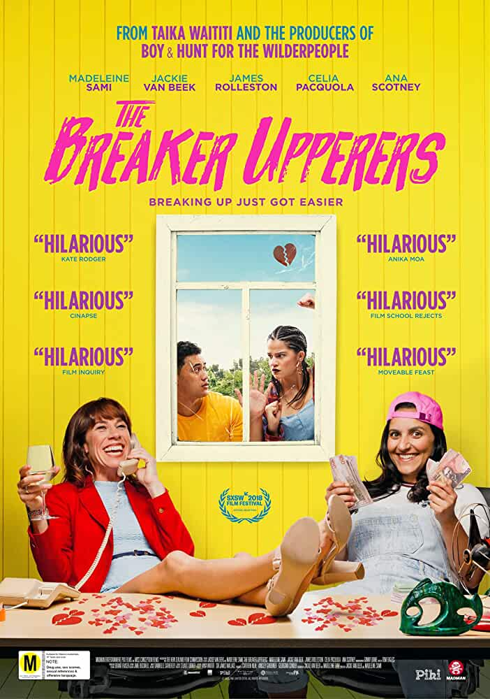 The Breaker Upperers 2018 720p BDRip XviD AC3