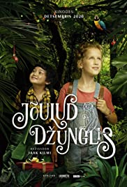 Christmas in the Jungle Poster