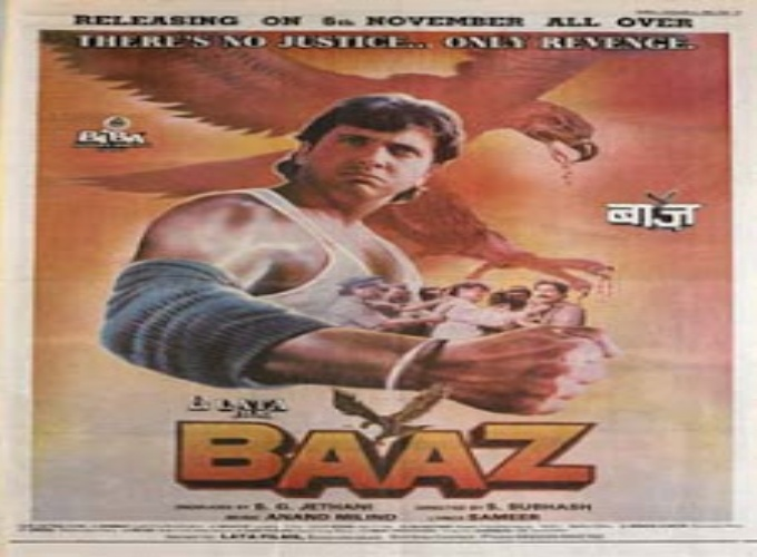Govinda in Baaz (1992)