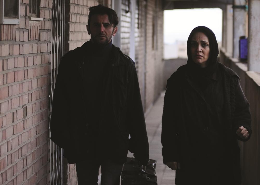Roya Nonahali and Amin Hayayee in Helen (2017)