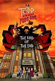 Todd and the Book of Pure Evil: The End of the End (2017)