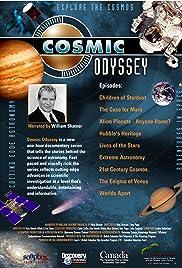 Cosmic Odyssey Poster