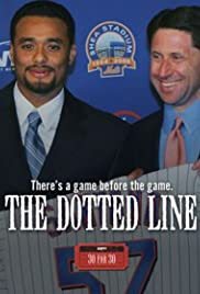 The Dotted Line Poster