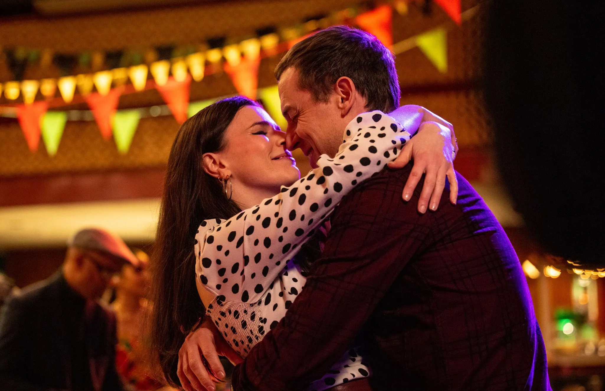 Tobias Menzies and Aisling Bea in Episode #2.4 (2021)