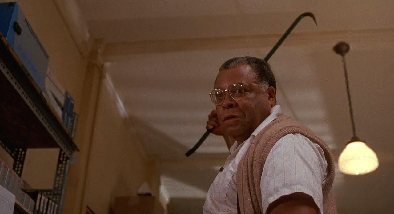 James Earl Jones in Field of Dreams (1989)