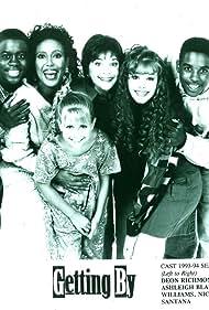 Telma Hopkins, Deon Richmond, Merlin Santana, Ashleigh Sterling, Nicki Vannice, and Cindy Williams in Getting By (1993)