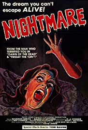 Nightmare(1981) Poster - Movie Forum, Cast, Reviews