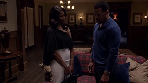 TYLER PERRY'S THE HAVES AND THE HAVE NOTS: Veronica Attempts To Seduce David