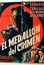 El medallón del crimen (El 13 de oro) (1956) Poster