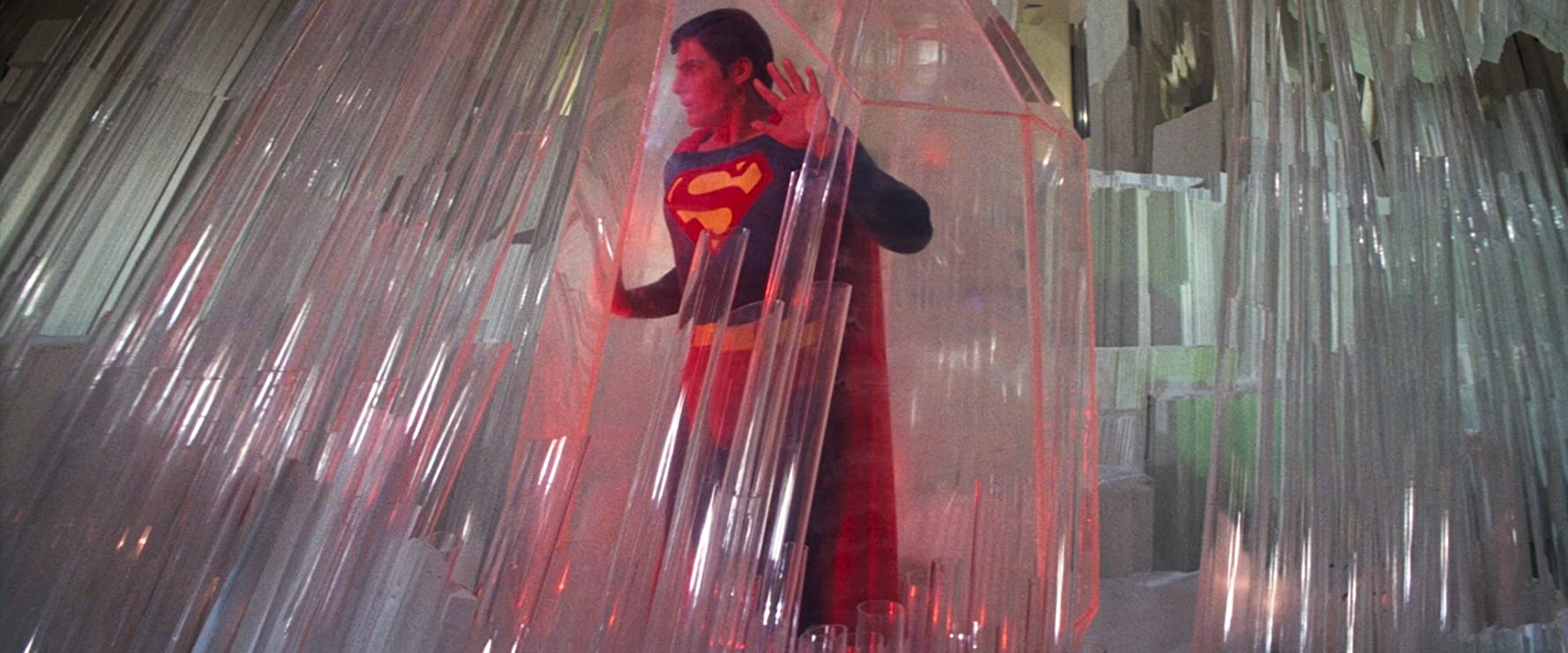 Christopher Reeve in Superman II (1980)