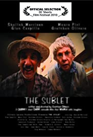 The Sublet Poster