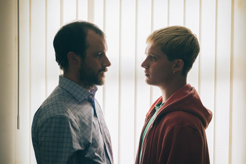 Tom Vaughan-Lawlor and Tom Glynn-Carney in Rialto (2019)