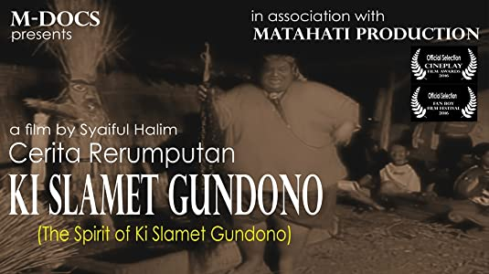Computer downloading movies The Spirit of Ki Slamet Gundono [720