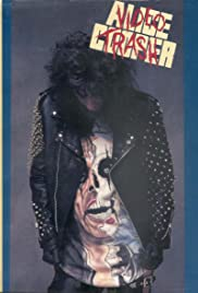 Alice Cooper: Video Trash Poster